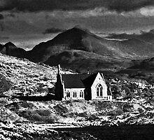 Gairloch Church by Rois Bheinn Art and Design
