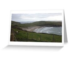 Co. Donegal, Ireland Greeting Card