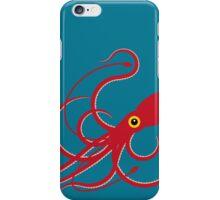 Giant Squid 2 iPhone Case/Skin