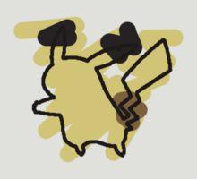 Pikachu by Rjcham