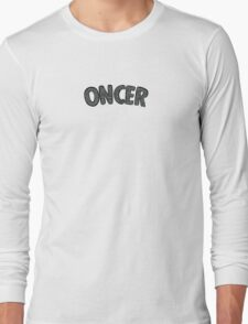 Once Upon a Time - Oncer 2015 Long Sleeve T-Shirt