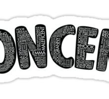 Once Upon a Time - Oncer 2015 Sticker