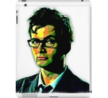 The Doctor Is Tennant iPad Case/Skin