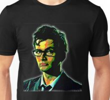 The Doctor Is Tennant Unisex T-Shirt