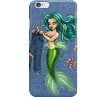 Mermaid Pants iPhone Case/Skin