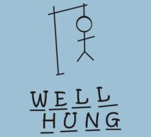 Well hung by Claire Armistead