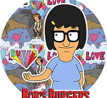Tina Belcher my favourite by symooh