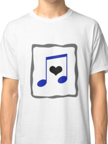 Love notes Classic T-Shirt