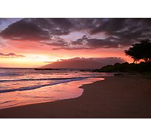 Kamaole Beach III Photographic Print