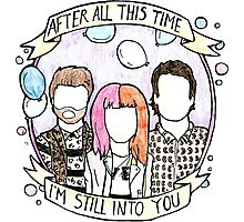 Still Into You - Paramore Photographic Print
