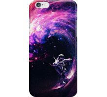 Space Surfing II iPhone Case/Skin