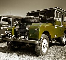 Landy S1 by Rob Hawkins