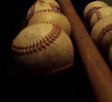 Vintage Baseball by Samuel Pevehouse