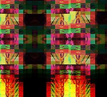 Abstract Pattern Design 3 by jarhart53