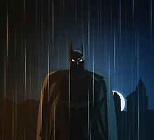 Dark Knight by Anton Lundin
