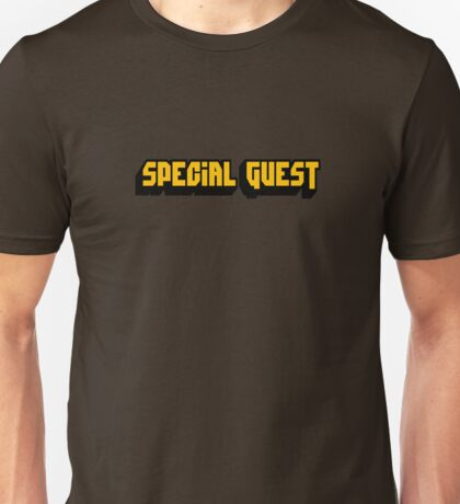 Special Guest Unisex T-Shirt