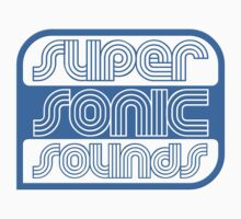 Super Sonic Sounds by Ryan Houston