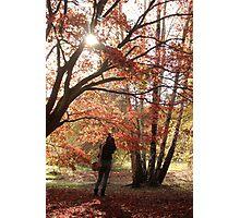 Autumn capture Photographic Print