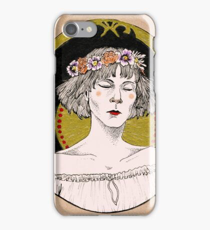 Be Still iPhone Case/Skin