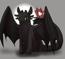 toothless by Brendon Cooper