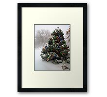 Let`s Cool It Off Framed Print
