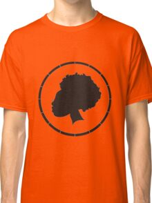 Black Cameo Classic T-Shirt