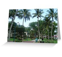 Old Fort Lauderdale Greeting Card