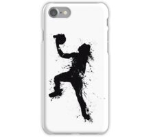 Basketball player inked iPhone Case/Skin