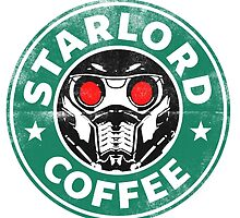 Star-Lord Coffee by neihv