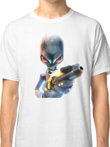 Destroy All Humans: Disintegrator Ray Classic T-Shirt