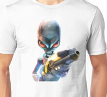 Destroy All Humans: Disintegrator Ray Unisex T-Shirt
