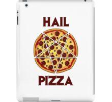 Hail Pizza iPad Case/Skin