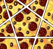 Hail Pizza Sticker