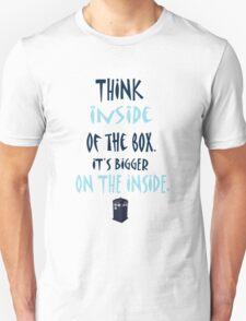 Tardis T-Shirt T-Shirt