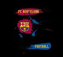 FC Barcelona by refreshdesign