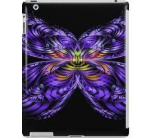 Purple Butterfly iPad Case/Skin