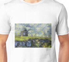 Starry Mussenden Temple Unisex T-Shirt
