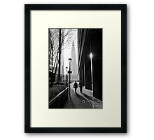 The Shard - London Framed Print