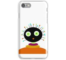 collectable art, POLLY DOLLOPS iPhone Case/Skin