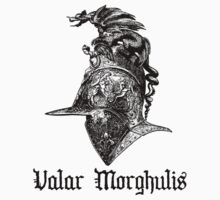 Valar Morghulis Dragon & Helmet by Zehda