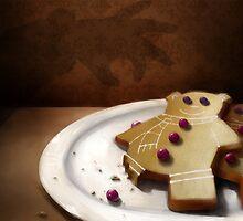 Gingerbear Cookies by Jason Layman