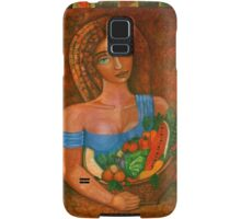 Goddess of the Seeds  Samsung Galaxy Case/Skin