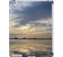 Sunrise over Flood Waters iPad Case/Skin