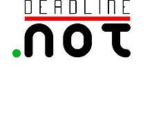 Deadline not by artguy24