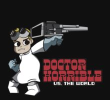Dr. Horrible vs. The World Baby Tee