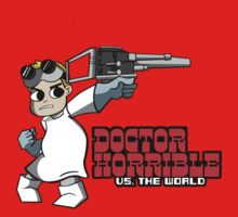 Dr. Horrible vs. The World One Piece - Short Sleeve