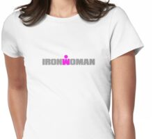 Triathlon - Ironwoman Womens Fitted T-Shirt