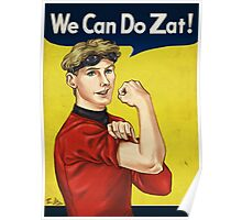 We Can Do Zat! Poster