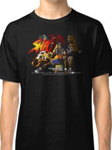 Shaq Fu (Genesis) Title Screen Classic T-Shirt