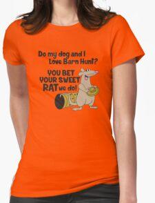 Do my dog and I love Barn Hunt? T-Shirt